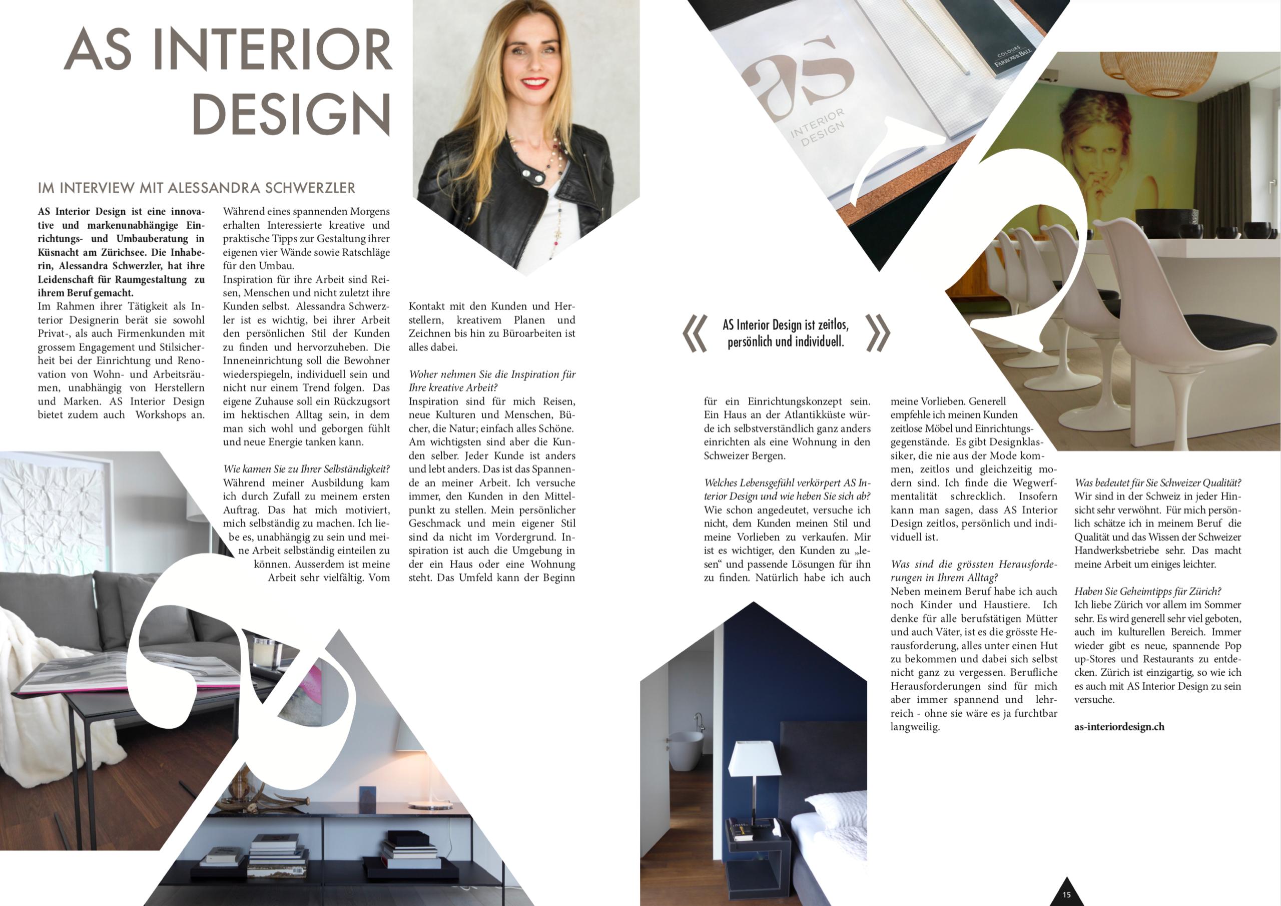 as interior design   Beratung bei Einrichtung, Umbau oder ...